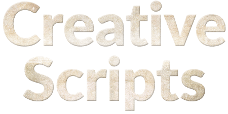 Scripts and Tips for Adobe Indesign and other products