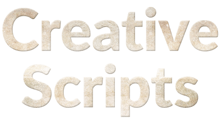 Scripts and Tips for Adobe Indesign, Illustrator and other products